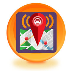 Overt Vehicle Tracking For Theft Monitoring in Bury