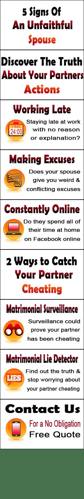 unfaithful husband what to do
